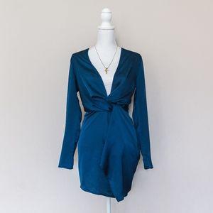 MISSGUIDED DRESS (WORN 2X)